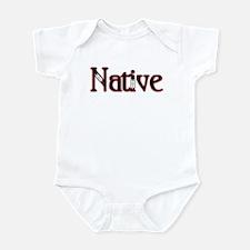 Native Infant Bodysuit