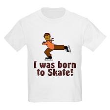 Born to Skate Daniel Kids T-Shirt