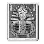Mousepad, TUT, KING TUT, EGYPT, pen & ink