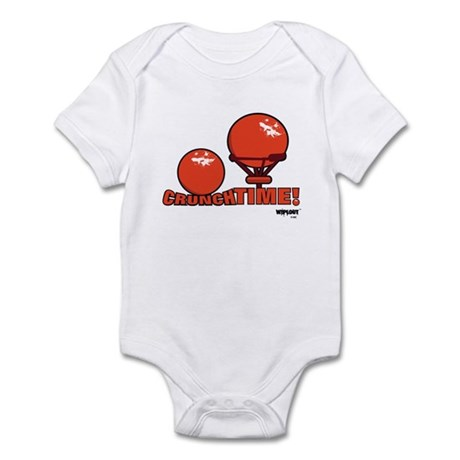 Crunch Time Infant Bodysuit