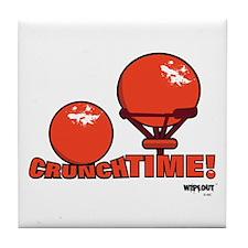 Crunch Time Tile Coaster