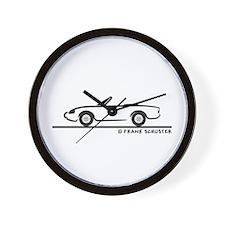 Alfa Romeo Spider Wall Clock