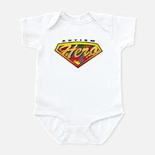 Autism Superhero Infant Bodysuit
