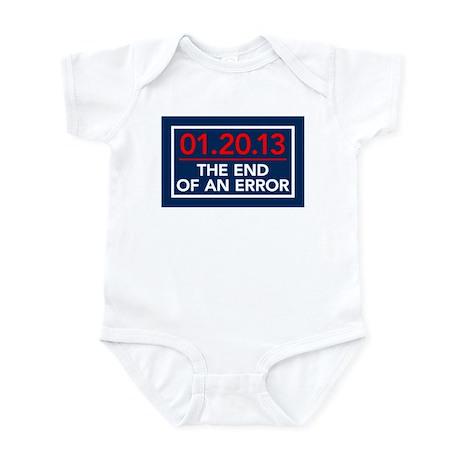 End of an Error Infant Bodysuit