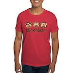 Monkey See Chocolate Dark T-Shirt