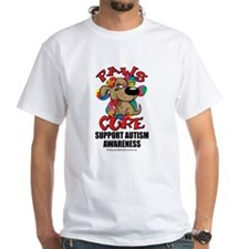 Autism Paws for the Cure Shirt