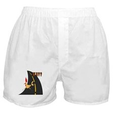 Why Did The Chicken Cross The Road? Boxer Shorts
