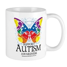 Autism Butterfly Mug
