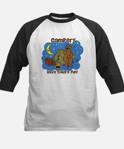 Campers Have S'More Fun Tee