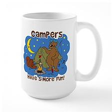 Campers Have S'More Fun Mug