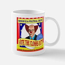 Political Circus Mug