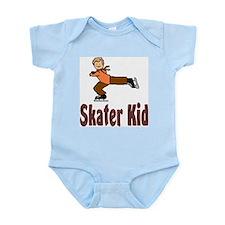 Skater Kid Christopher Infant Creeper