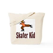 Skater Kid Daniel Tote Bag