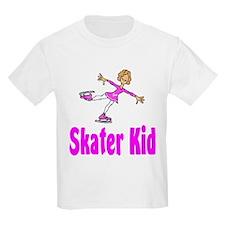 Skater Kid Abigail Kids T-Shirt