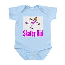 Skater Kid Abigail Infant Creeper