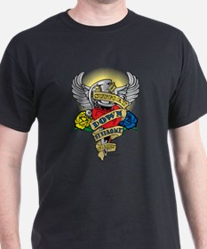 Down Syndrome Dagger T-Shirt