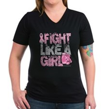 I Fight Like A Girl 2 Shirt