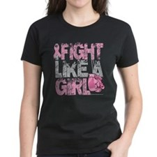 I Fight Like A Girl 2 Tee