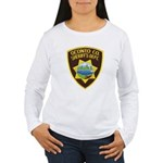 Oconto Sheriff's Dept Women's Long Sleeve T-Shirt
