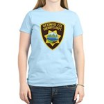 Oconto Sheriff's Dept Women's Light T-Shirt