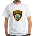Oconto Sheriff's Dept White T-Shirt