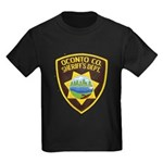 Oconto Sheriff's Dept Kids Dark T-Shirt