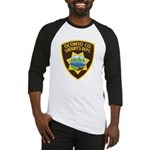 Oconto Sheriff's Dept Baseball Jersey