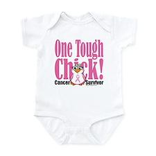 One Tough Chick 2 Infant Bodysuit