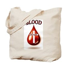 Blood Bought Tote Bag