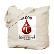 Blood Brother Tote Bag