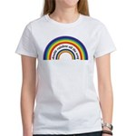 Double Rainbow all the way! Women's T-Shirt