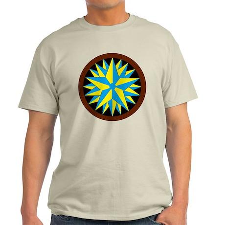 Penn-Dutch - Triple Star Hex Light T-Shirt