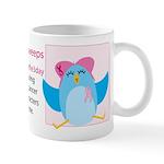 3DayTweeps mug...but not Mug.