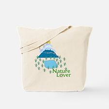 Nature lover Tote Bag