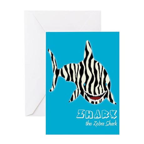 ZHARK THE SHARK (Blank Inside)
