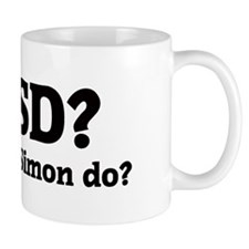 What would Simon do? Coffee Mug