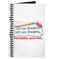 Punctuation Saves Lives Journal
