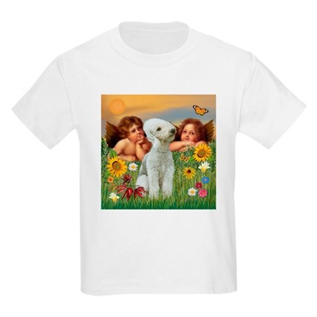 Angels & Bedlington Kids Light T-Shirt