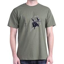 42nd Bomb Wing T-Shirt (Dark)