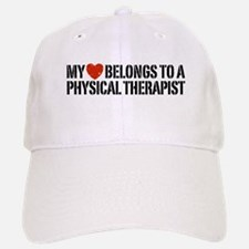 My Heart Physical Therapist Baseball Baseball Cap