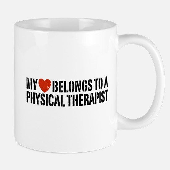 My Heart Physical Therapist Mug