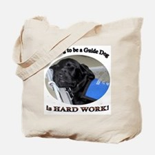 Training is Hard Work Tote Bag