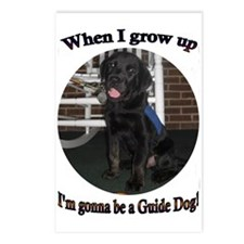 Gonna Be a Guide Dog Postcards (Package of 8)