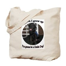 Gonna Be a Guide Dog Tote Bag