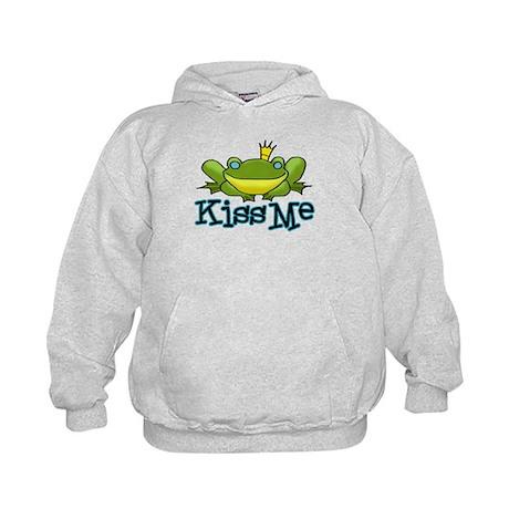 Frog Prince 2 Kids Hoodie