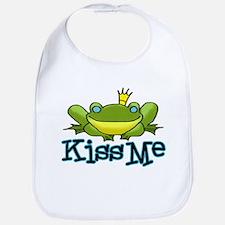Frog Prince 2 Bib