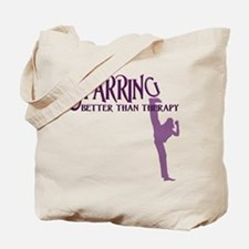 Better Than Therapy Tote Bag