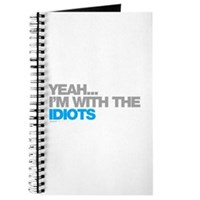 I'm With The Idiots Journal