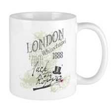 Jack the Ripper London 1888 Mug