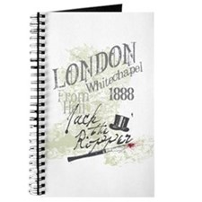 Jack the Ripper London 1888 Journal